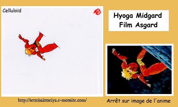 Hyoga midgard film asgard