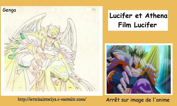 Lucifer et athena film lucifer