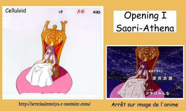 Opening i saori athena 1