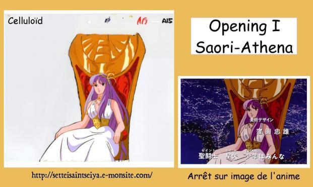 Opening i saori athena 2
