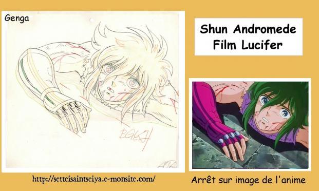 Shun andromede film lucifer