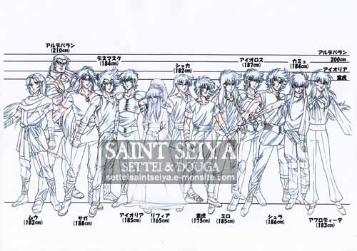 Soul of gold settei 6