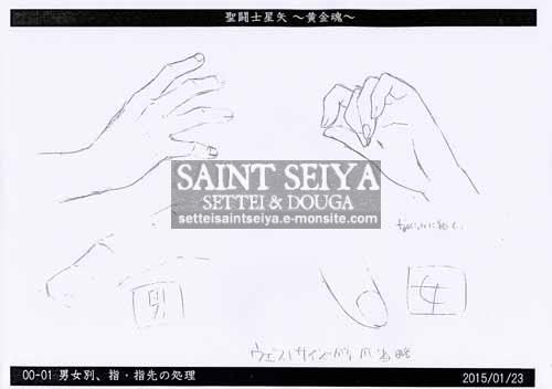 Soul of gold settei 7